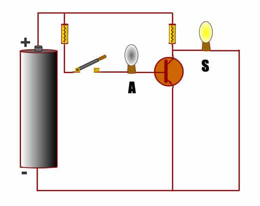 Circuito Transistor : Fórum pcs